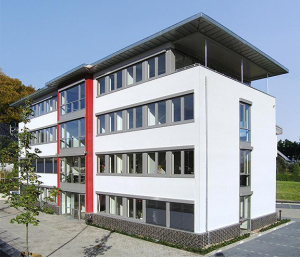Bürohaus 567x494